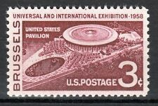 USA - 1958 World exhibition Brussels - Mi. 724 MNH
