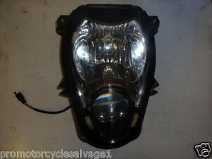 SUZUKI GSX 1300 R HAYABUSA 1999 - 2007:HEADLIGHT:USED MOTORCYCLE PARTS