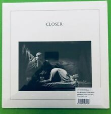 Joy Division Closer Crystal Clear Vinyl