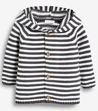 NEXT Pullover Sweatshirt mit Kapuze für Jungen 0-1 Monate 56cm