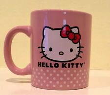 hello kitty pink mug