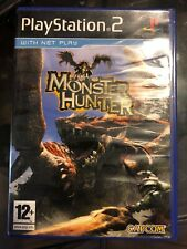 Monster Hunter For The Sony PlayStation 2 Boxed & Complete PS2 PAL UK