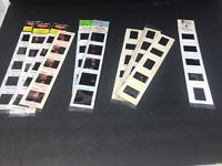 VTG Dexter Super 35's Shipley Scenes 50 Slides 10 Packs Mark Twain CO KY BC