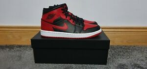 Jordan 1 Mid Banned | UK 8.5 | DSWT | Special Delivery by 4PM ✅