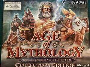 AGE OF MYTHOLOGY COLLECTOR'S EDITION BIG (BIG) BOX (PC)