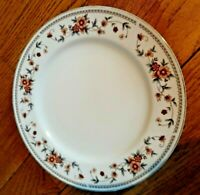 Sheffield anniversary porcelain fine china plate about 10 1/2 inches VINTAGE