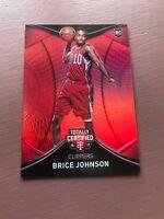2016-17 Panini - Totally Certified Basketball - Brice Johnson Rookie Card #/199