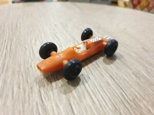Hong Kong Plastic Toy 4HT Indy 500 Race Car made in 1960s