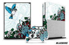Designer Skin for XBOX ONE S 1S Gaming Console+2 Controller Sticker Decal B