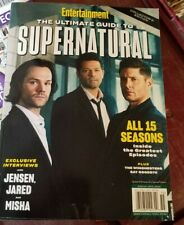 Entertainment Weekly The Ultimate Guide To Supernatural Collectors Magazine 2020