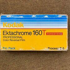 Kodak Ektachrome 160 T- TUNGSTEN PRO PACK 5 Rolls EPT 120.