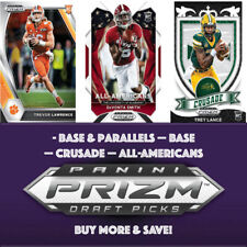 2021 Panini Prizm Draft Picks Football - Base & Parallels - You Pick!! Updated!!