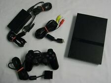 Playstation 2 Konsole Slim + Original Controller + Memory Card (Slimline Sony)