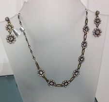 Brand New Necklace And Earrings Set