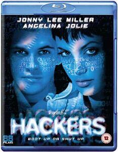 Hackers (Blu-ray) [DVD][Region 2]