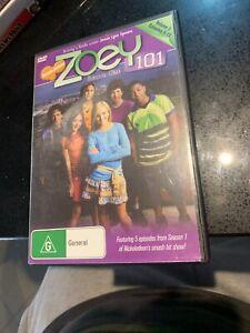 Zoey 101 Season 1 Volume 3 region 4 DVD (Nickelodeon kids TV series)