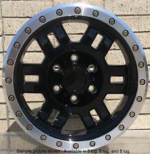 """4 New 17"""" Wheels Rims for Toyota Tacoma 4-Runner FJ Cruiser 6 lug - 25027"""