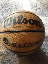 Wilson Basketball Indoor-Outdoor Ncaa All Court Basket Ball