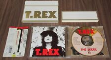 Audiophile GOLD CD! T.REX Japan limited edn MARC BOLAN more in stock THE SLIDER