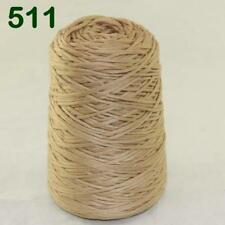 Sale 400g Cone Soft Cotton Chunky Super Bulky Hand Wrap Shawl Knitting Yarn 11