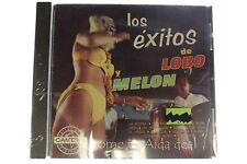 Lobo Y Melon - Cd Album - Los Exitos De Dmh CD 1996 Bertelsmann