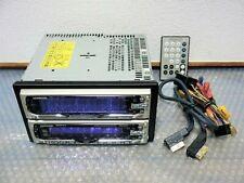 KENWOOD MZ907 X707 KCA-R6 2DIN CD / MD / CASSETTE DECK