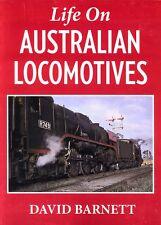 Life on Australian Locomotives