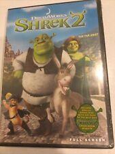 Shrek 2 (Dreamworks, Dvd, 2004, Full Screen) Brand New & Sealed