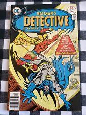 Detective Comics #466 (Dec 1976, DC) - VF-