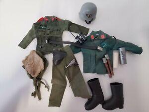 Vintage Action Man / Man GI Joe Hasbro Soldiers of the World Deutscher Soldat