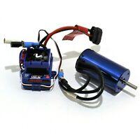 Traxxas Velineon VXL-3s Brushless Speed Control 2400 Motor ID ESC Hoss Fan 4x4