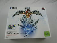 Soul Calibur IV Stick Controller with box Xbox Japan Ver Hori