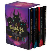 US SELLER! A Twisted Collection: 3 Book Box Set by Liz Braswell,Sealed!!!