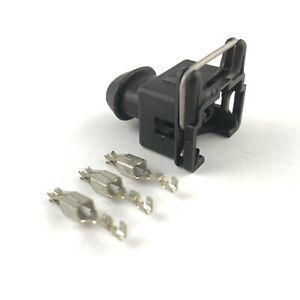10x Bosch Delphi EV1 2-Pin Fuel Injector Connector Plug Clip Kit LK2 LK-2