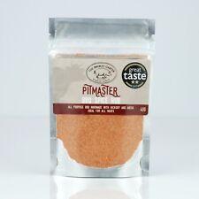 Pitmaster BBQ Spice Rub seasoning packaged chilli marinade hamper gift hickory