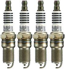 Autolite APP3923 Double Platinum Spark Plug (4 Pack)