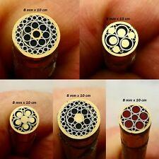 5pcs 8mm  x 10CM / Mosaic pin rivet BUY GET 1PCS FREE  pin