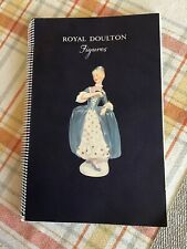 Royal Doulton Figures Catalog Collectors' Book #7 Revised 1961 With Price Guide