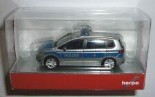 Herpa 0944412 VW Touran Polizei Berlin 1:87 Spur H0