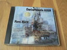 """Pierre Réach - Alkan : Grande Sonate """"Les quatre âges de la vie"""" - CD Vogue"""