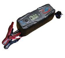 Battery Charger 12v 6v 4 Amp Automotive & Marine Smart Multi Stage Pulse Charge