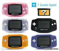 Nintendo GameBoy Advance - Konsole #Farbe nach Wahl + GRATIS SPIEL