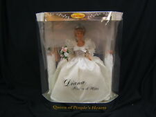 Diana Princess of Wales Collector's Edition 1961-1997 Wedding Dress MIB