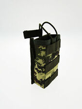 Tasca PortaCaricatore Normal Vegetato aggancio cintura/giubbotto