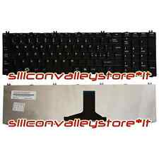 Tastiera ITALIANA Keyboard per notebook TOSHIBA Satellite C670-183