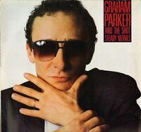 GRAHAM PARKER and the shot steady nerves 960 388-1 german elektra LP PS VG+/EX