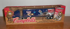 Campbells Souper Stars Kenworth Tractor Trl 1998 Diecast Ertl Truck #T716