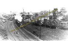 Aldershot Town Railway Station Photo.North Camp & Ash Vale - Farnham. L&SWR (2)