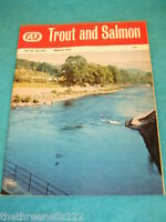 TROUT AND SALMON - MARCH 1974 VOL 19 # 225