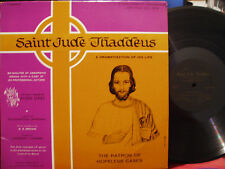 S.S. BROWN Saint Jude Thaddeus LP VG Condition